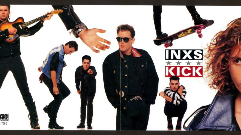 Disco Inmortal: INXS – Kick (1987)