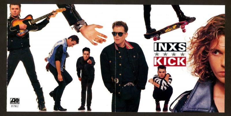 Disco Inmortal: INXS – Kick (1987)