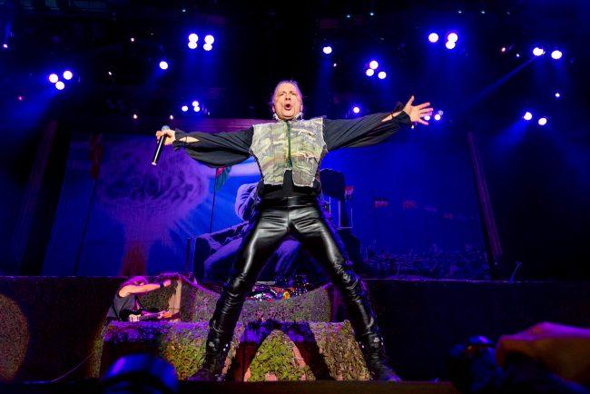 Iron Maiden en Chile (Estadio Nacional): La magia del legado