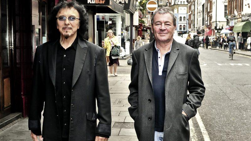 El lazo armenio de Ian Gillan y Tony Iommi