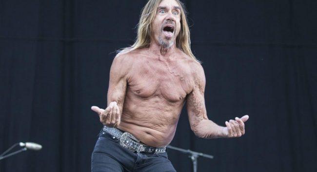 El legendario Iggy Pop anuncia nuevo álbum de estudio