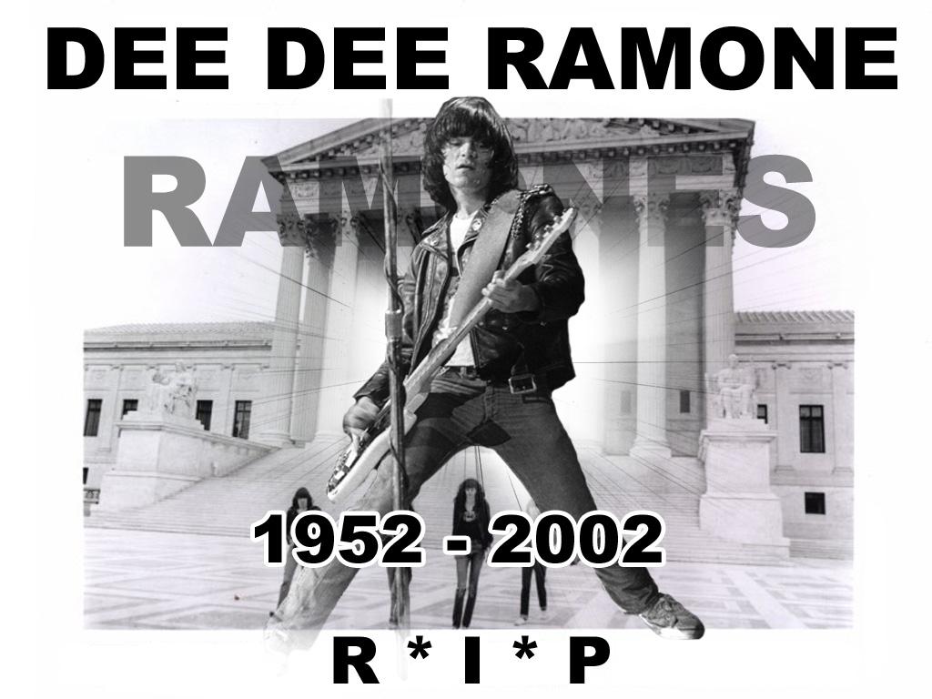 Dee Dee: El más punk de los Ramones