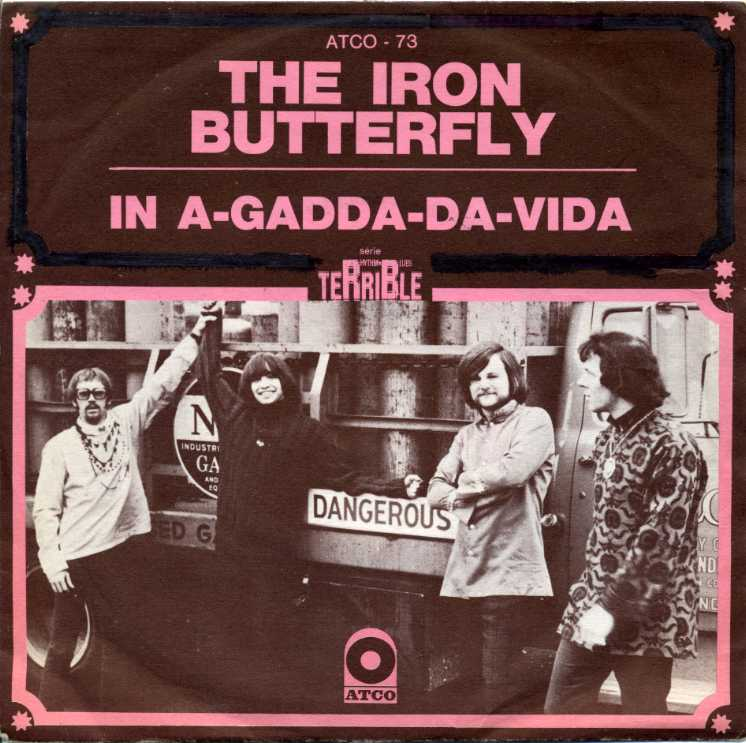 "2×1: ""In-A-Gadda-Da-Vida"" Iron Butterfly vs. Slayer"