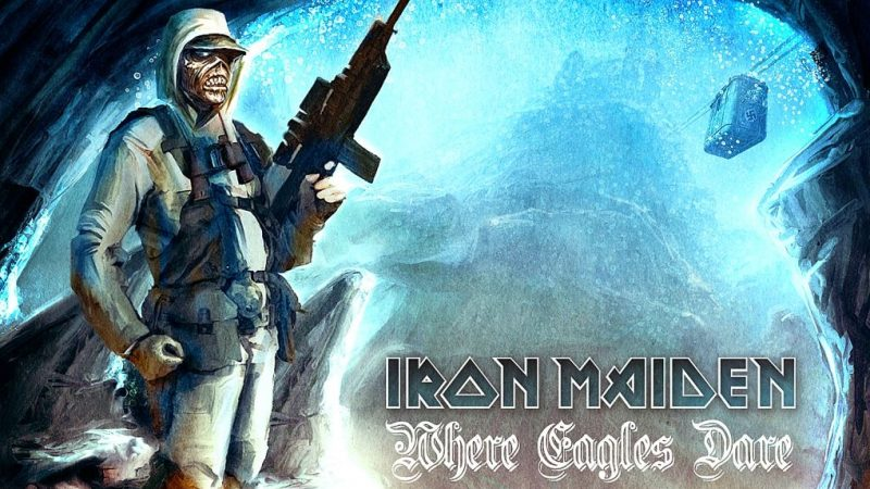 "Cancionero Rock: ""Where Eagles Dare"" – Iron Maiden (1983)"