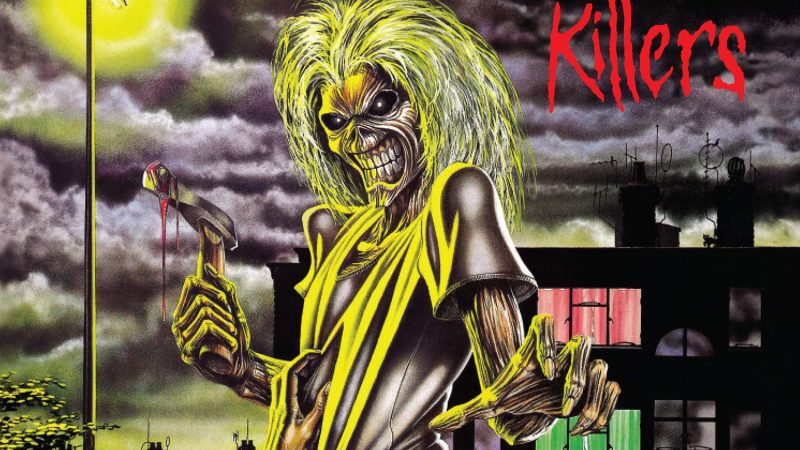 Disco Inmortal: Iron Maiden – Killers (1981)