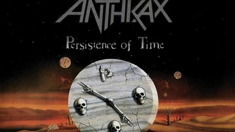 """Anthrax lanzará edición de lujo por los 30 años de """"Persistence of Time"""""""