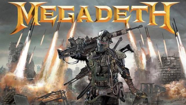 Megadeth lanzará un libro de cómics que hablará de las historias de sus grandes canciones
