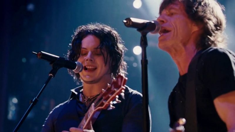 ¿Jack White productor de The Rolling Stones?