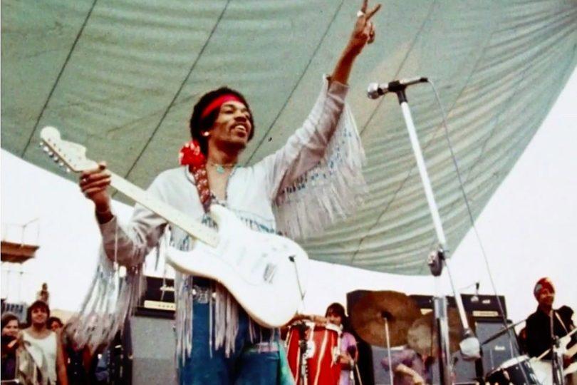 Conciertos que hicieron historia: Jimi Hendrix en Woodstock '69