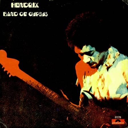 45 años de Band of Gypsys de Jimi Hendrix: Gitanos al borde del delirio