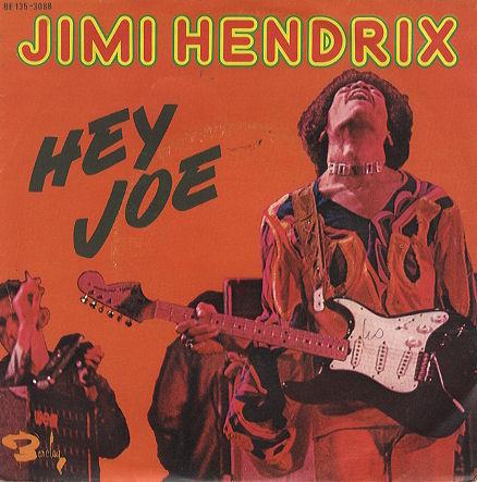 "Cancionero Rock: ""Hey Joe"" – Jimi Hendrix (1966)"