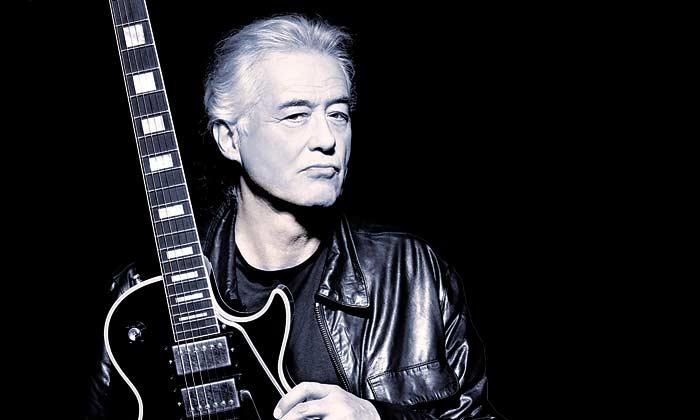 Jimmy Page prepara nueva banda para salir de gira durante 2016