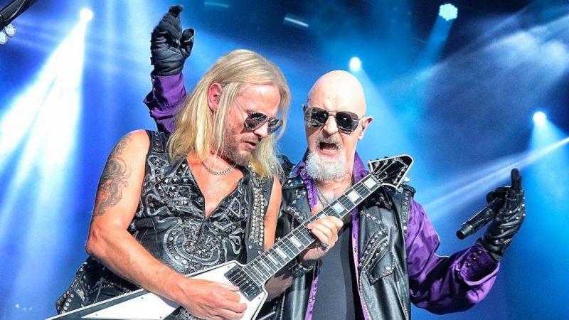 Con sorpresas, temas no tocados y Glenn Tipton: Así fue el regreso a los shows en vivo de Judas Priest