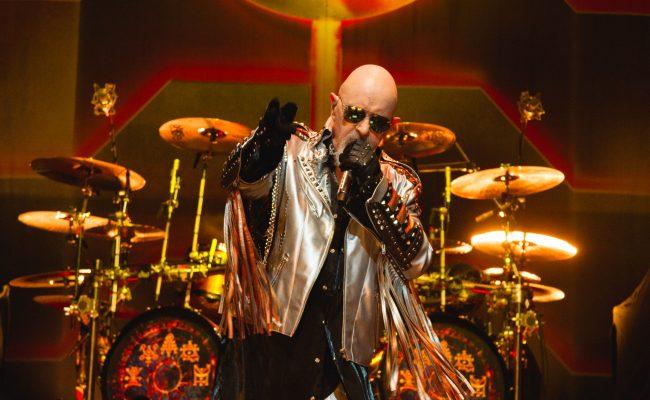 Judas Priest en Chile: Fuego de los Dioses