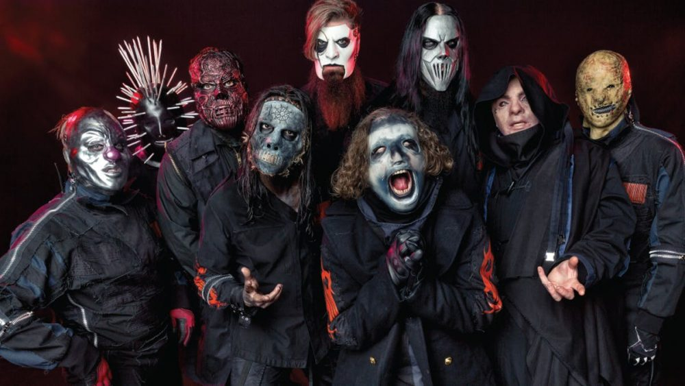 "Slipknot publica el tercer sencillo de su nueva placa, esto es ""Birth Of The Cruel"""