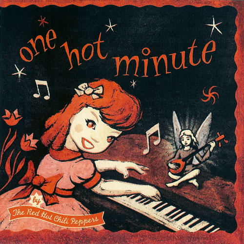 Disco Inmortal: Red Hot Chili Peppers – One Hot Minute (1995)