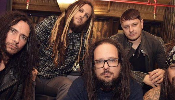 Korn planea concretar un álbum de covers durante la cuarentena
