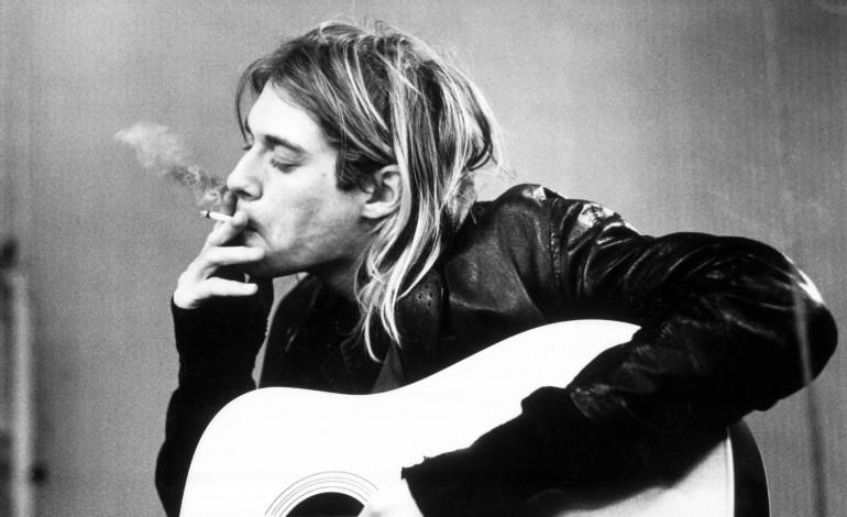 Escucha primer adelanto oficial del disco póstumo de Kurt Cobain