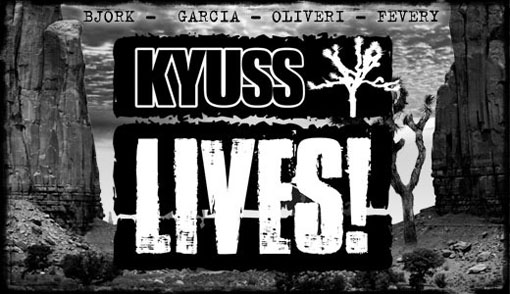 El tremendo lío de Kyuss Lives!