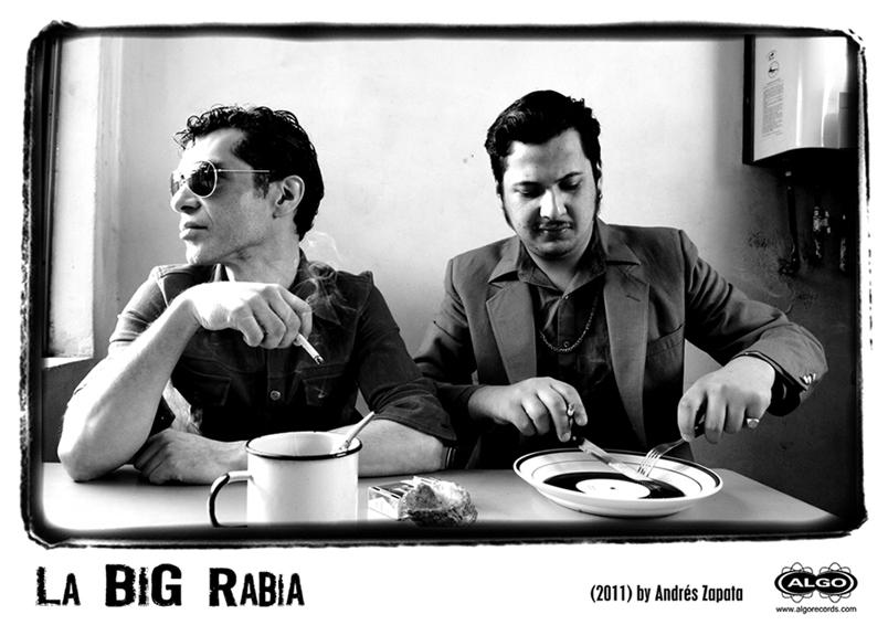 """Entrevista con La BIG Rabia: """"Congo Zandor"""": De corazones rabiosos y demonios vuduistas"""