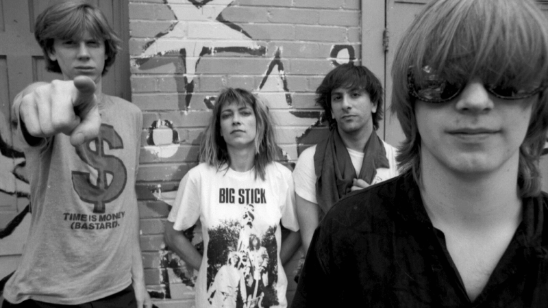 "Cancionero Rock: ""Teen Age Riot"" – Sonic Youth (1988)"