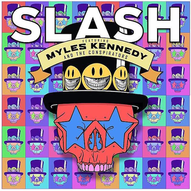Slash y Miles Kennedy vuelven con nuevo álbum de estudio, escucha el primer adelanto
