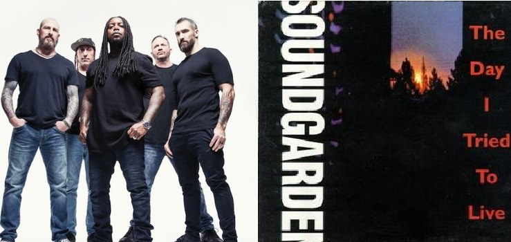 "Sevendust publica cover de ""The Day I Tried to Live"" de Soundgarden"