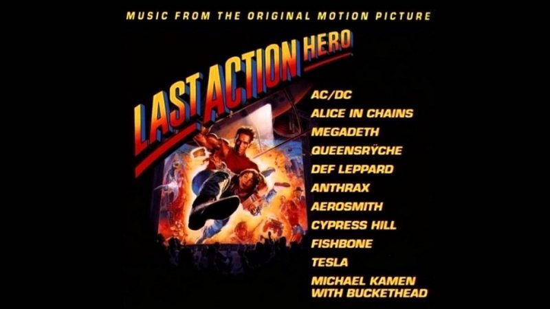 Last Action Hero: una desapercibida película con un soundtrack estelar