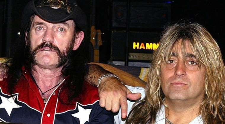 Tras muerte de Lemmy el baterista Mikkey Dee confirma el fin de Motörhead