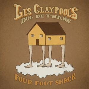 Escucha completo el álbum debut de Duo de Twang, el nuevo proyecto de Les Claypool de Primus