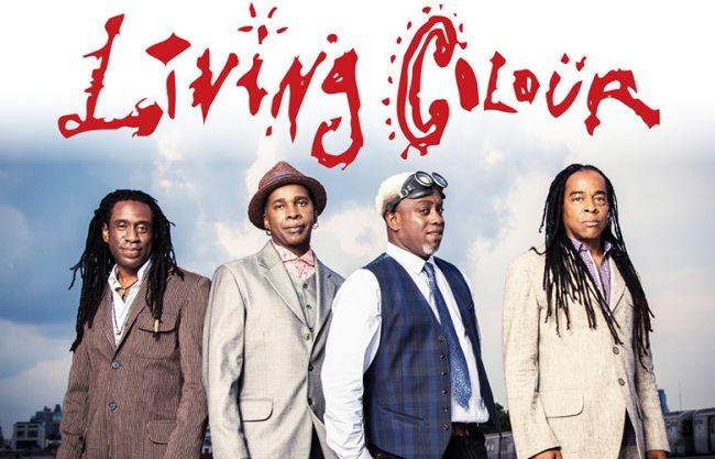 Confirmado: Living Colour regresa a Chile en Mayo, valores y detalles