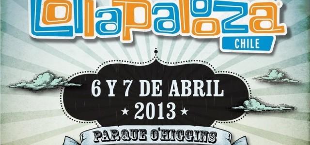 Pronto finaliza preventa 1 de Lollapalooza Chile 2013