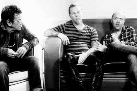 Mira el video que Darren Aronofsky dirigió para Lou Reed y Metallica