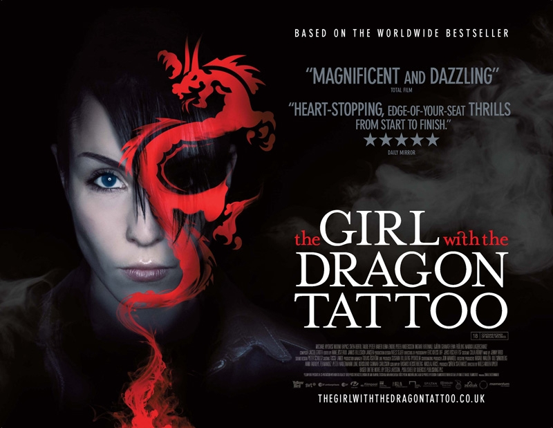 Detalles y adelanto del Soundtrack de 'The Girl with the Dragon Tatoo' de Trent Reznor