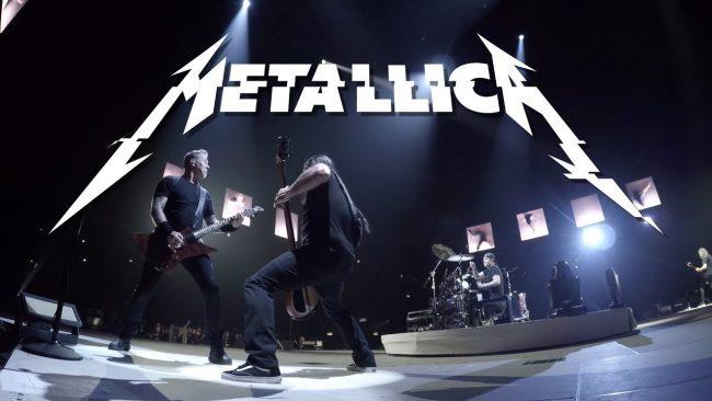 "Metallica cubrió ""I Wanna Be Adored"" de los Stone Roses en su reciente show en Manchester"