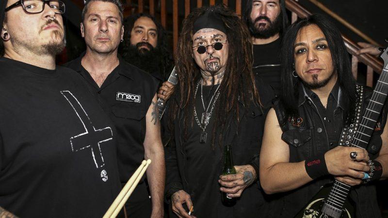 Ministry vuelve con nuevo álbum de estudio, escucha el primer adelanto