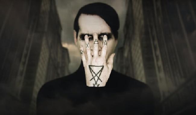 """Marilyn Manson anuncia nuevo álbum y estrena tema: escucha """"We Are Chaos"""""""