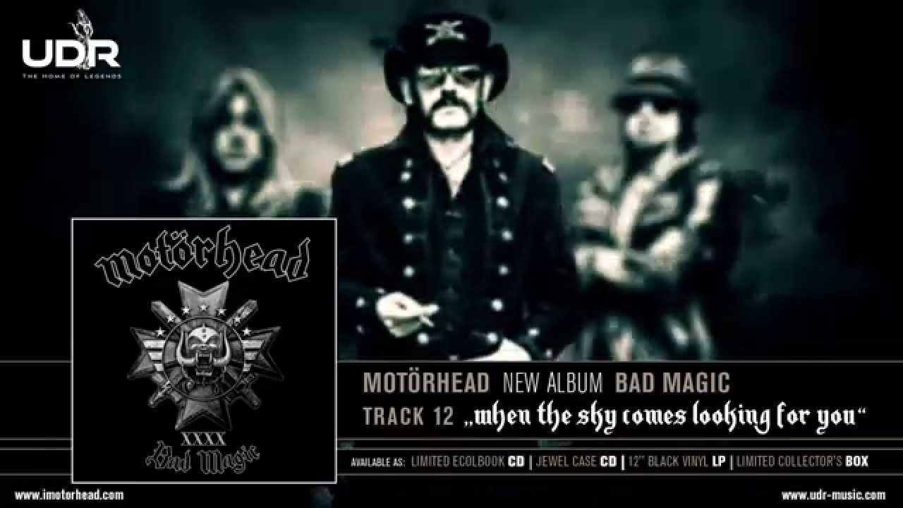 ESTRENO: Seres extraños, bares, fiesta y rock'n' roll en el nuevo video de Motörhead