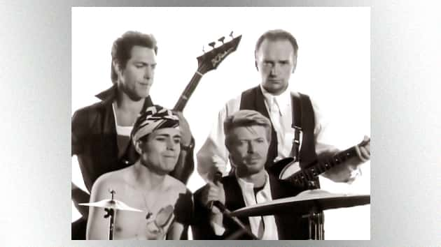 NR En Vivo: David Bowie y su lado más rockero en Tin Machine, Live at Docks (1991)