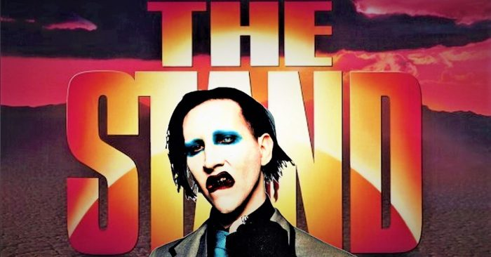 Marilyn Manson actuará en nueva versión de The Stand de Stephen King y participará en el soundtrack