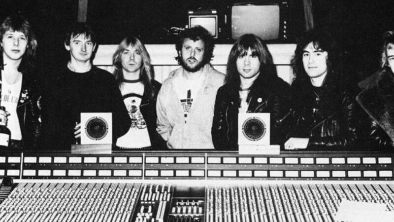 Martin Birch e Iron Maiden: unión de platino