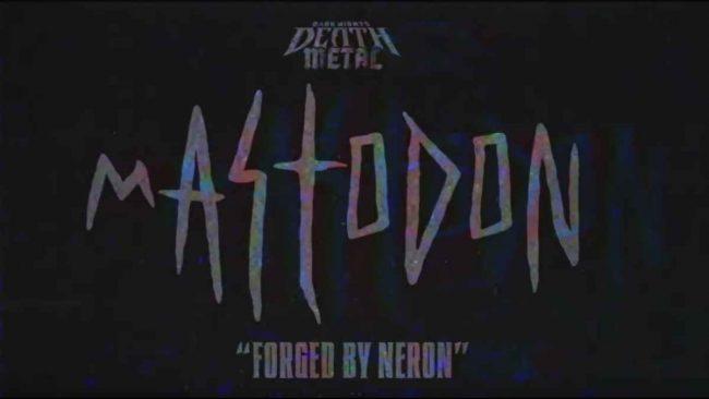 """Mastodon lanza nuevo tema parte del soundtrack de """"Dark Nights: Death Metal"""", escucha """"Forged By Neron"""""""