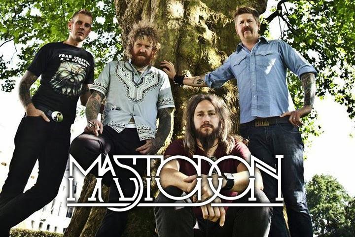 Rumbo a Santiago Gets Louder: Mastodon, los salvajes del metal preparan su ataque