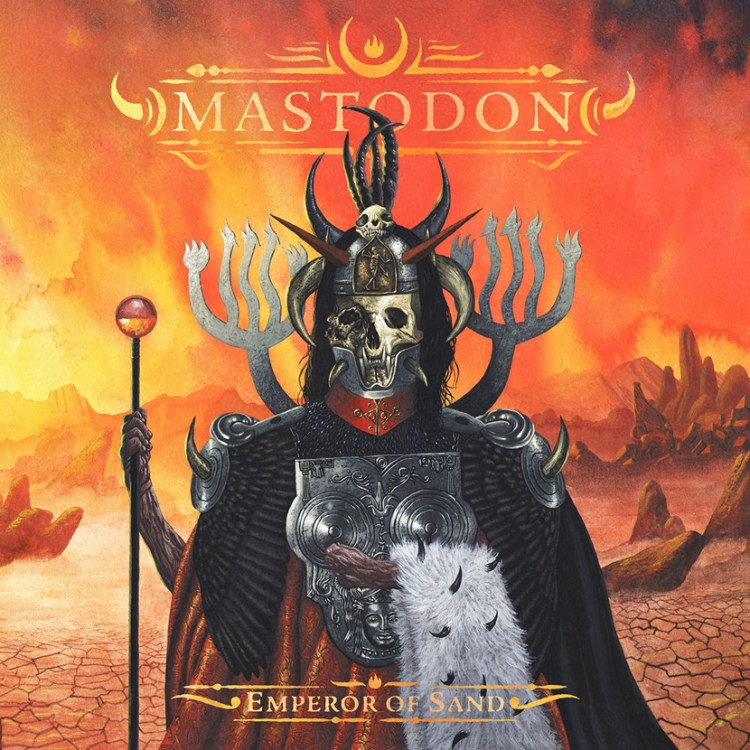 "Mastodon estrena segundo adelanto de su nuevo disco: Escucha ""Show Yourself"""