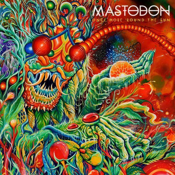 """Escucha completo """"Once More 'Round The Sun"""", el nuevo disco de Mastodon"""