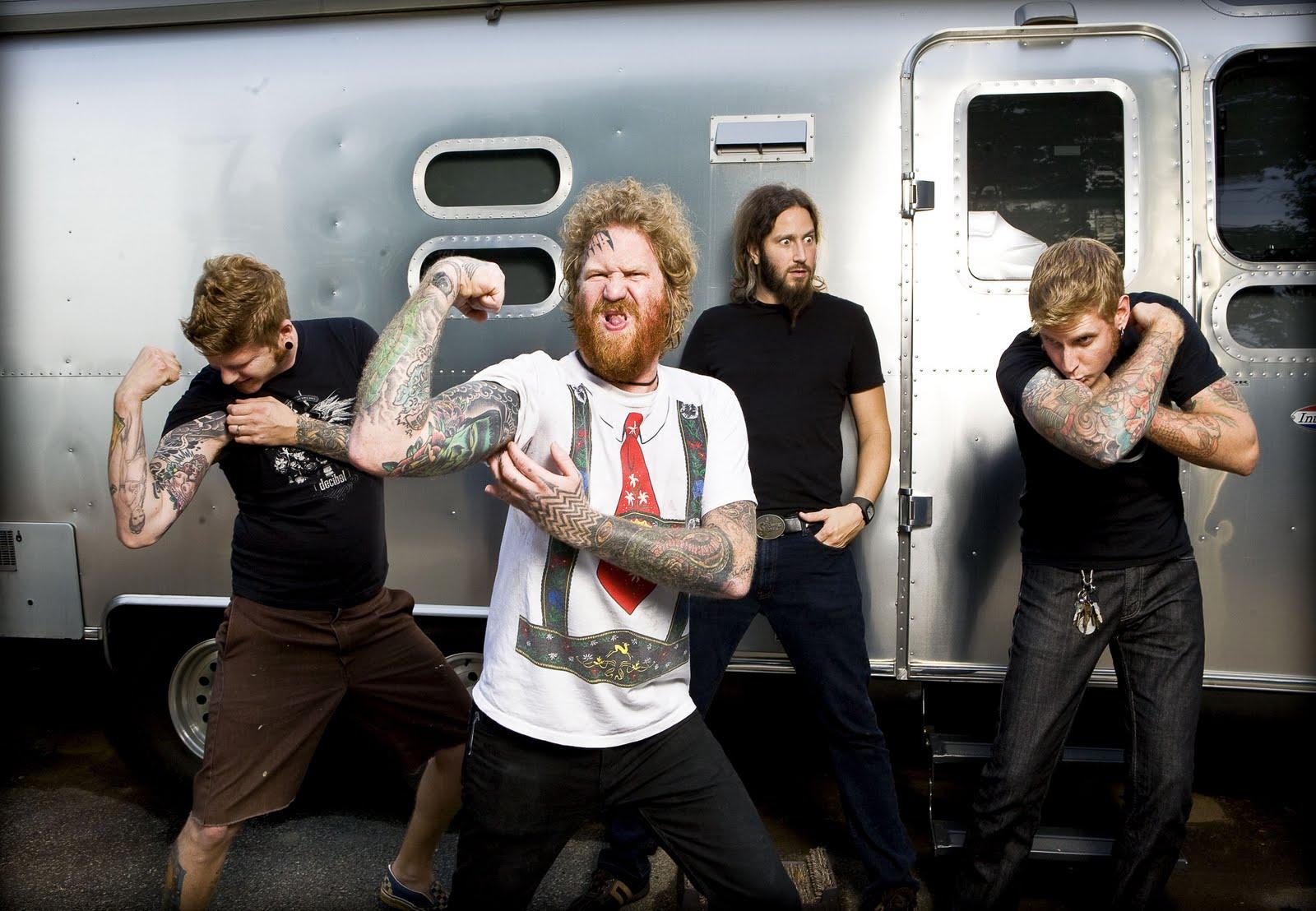 Mastodon grabará su nuevo álbum este año junto al productor Nick Raskulinecz