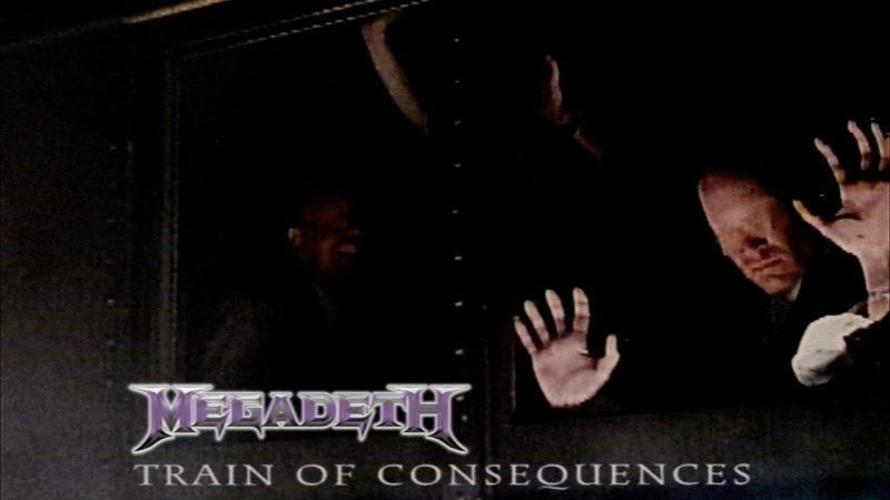 "Cancionero Rock: ""Train of Consequences""- Megadeth (1994)"