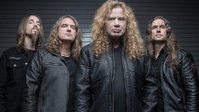 Megadeth cancela su participación en Santiago Gets Louder