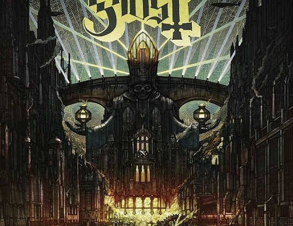 """Ghost: """"Meliora"""" (2015)"""