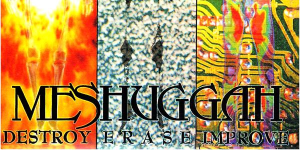 Destroy Erase Improve: la avasalladora brutalidad técnica del segundo álbum de Meshuggah